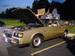 1986 Buick Regal T-Type (splattergraphics) Tags: buick turbo 1986 regal cruisenight ttype abingdonmd lowescruise