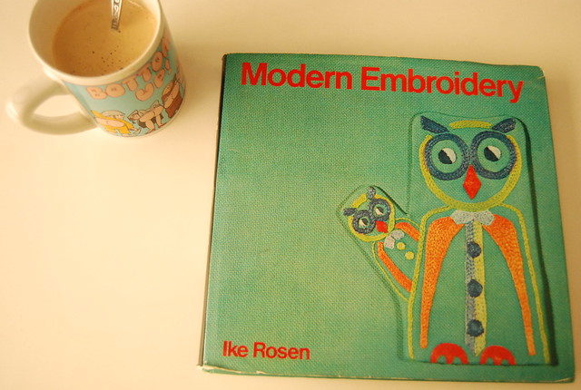 Modern Embroidery; Ike Rosen