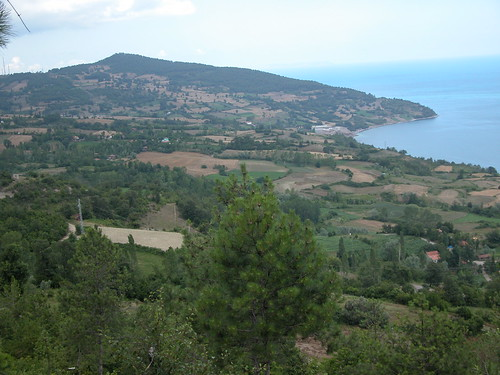DSCN9816  Route Samsun Sinop