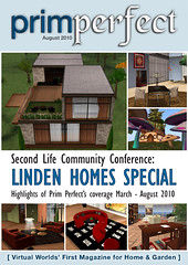 Prim Perfect Linden Homes Special - cover