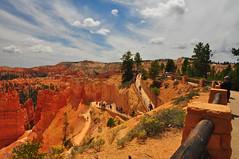 Bryce Canyon National Park - Utah (Bob.Z) Tags: park usa utah us nationalpark unitedstates canyon national bryce brycecanyon elementsorganizer
