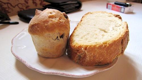 Pan que merece la pena - Restaurante Cenador de Amós - Villaverde de Pontones - Cantabria