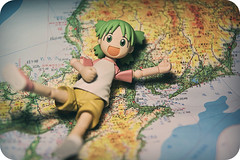 I'm going to Japan!! (natsukigirl) Tags: japan map  yotsuba