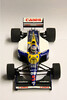 Williams FW14 (boop_q) Tags: car williams f1 mansell nigel diecast fw14