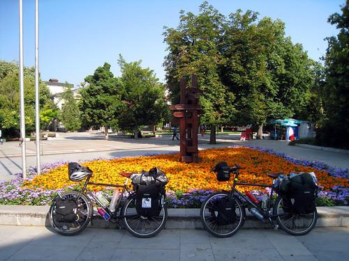 Flowers + Bikes - Lovech