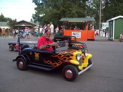 Erie County Fair: Shriner hot rod