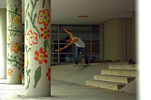 Andi - Backside Tailslide