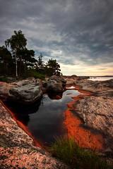 Finish Island (FloBtography) Tags: ocean sea lake suomi finland island see meer finnland baltic ostsee hdr hdri