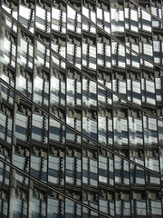 @ London (Chris Petty) Tags: street uk england abstract reflection building london lime willis lloyds 2010 sooc