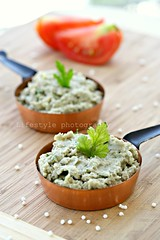 Lentil Pate (floridecires) Tags: vegan potatoes salt oil garlic parsley pate lemonjuice lentil