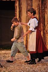 """Brand I de Chele"", 3. Auffhrung (Benediktv) Tags: theater brand feier chele jubilum freilichttheater menzberg pfarrei"
