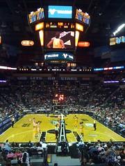 WNBA: Silver Stars