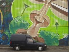 x SaileQM (Bicis.CL - Estilo & Velocidad) Tags: chile street santiago urban art mural chili arte urbano saile