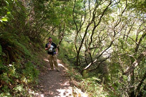 Huckleberry Botanic Preserve Hike