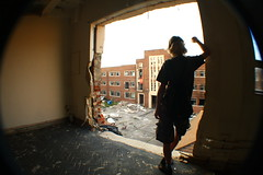 Portsdown Main (X) (Ben K Adams) Tags: old uk england urban building abandoned broken buildings mod image exploring ministry main stock days explore cc license portsmouth disused 28 explorers derelict defence later licensing portsdown royaltyfree stockimage noncommercial 500px