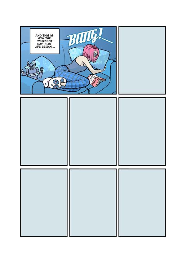emergent comics page 1