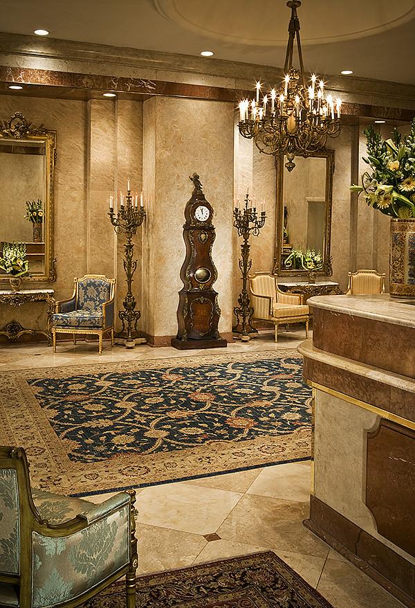 Kimberly Hotel Lobby