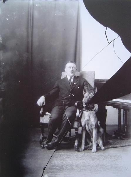 Los perros de Hitler