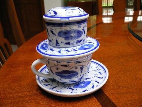 Vietnamese Coffee Porcelain Drip1