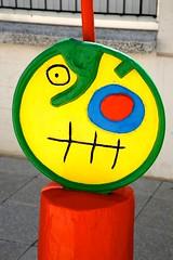 España, Barcelona, Montjuic : Fundación Joan Miró