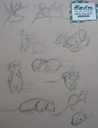 8.15.10 Sketchbook Page 2