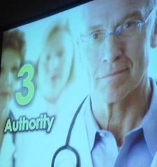 authority in trust slide