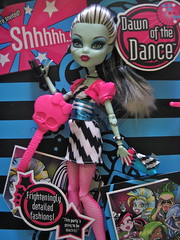 Frankie ! (loomy_59) Tags: monster dawn dance high frankie stein mattel dawnofthedance