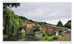Saurier, Puy de Dme  [Explored] (BerColly) Tags: bridge france google flickr pont auvergne oratoire puydedome saurier rubyphotographer couzepavin bercolly