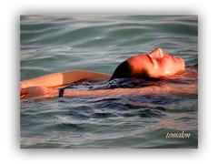 "Relax (tonialon) Tags: sunset sea españa sun luz sol colors island atardecer mar spain mediterranean mediterraneo playa verano isla ocaso mediterraneansea ainhoa platinumphoto ""puestadesol"" ""atardecerfrentealmar"" tonialon"