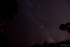 (HappyJP) Tags: sky france night ctedazur astrophotography antibes milkyway capdantibes frenchriviera tokina1116mmf28 nikond300s