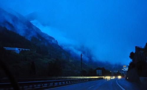 Дороги Горной Швейцарии