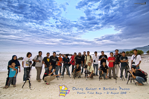 Group Shot | Outing Sunset & Berbuka Puasa