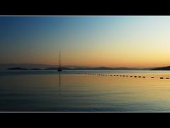 Aegean Sea (Shalimar_u) Tags: sea sunrise turkey interestingness nikon aegean bodrum i500 d80 explore23aug10