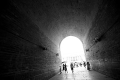 Tiananmen 37 (David OMalley) Tags: china square beijing mausoleum mao   tiananmensquare tiananmen peking zhong  guo maozedong  pekin  pechino zedong  maozedongmausoleum  beijingtiananmensquare
