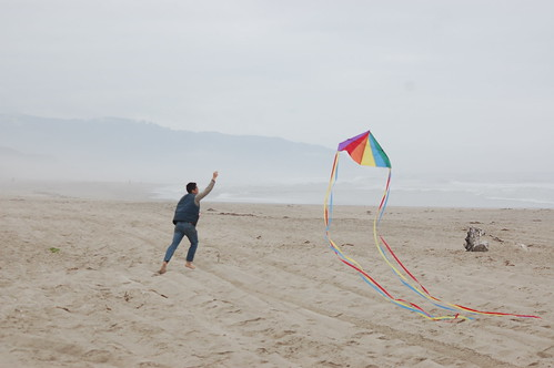 Anthony and the kite