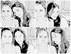 Simay (Simay19) Tags: photobooth flickrbooth flickrboothstrip cfphotocopy