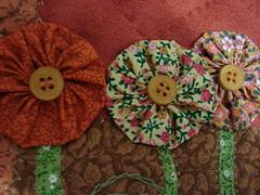 """DSC04609 (""""Feltro Flor"""") Tags: quilt patchwork bolsa bolsas aula molde tecido bordado costura necessaire"""