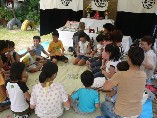Jizo-bon event2
