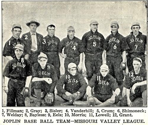 1904 Joplin Miners
