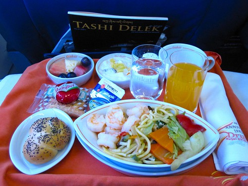 Let's dine on Drukair!