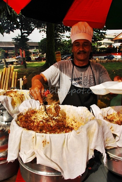 Nasi Briyani Kambing (Mutton)