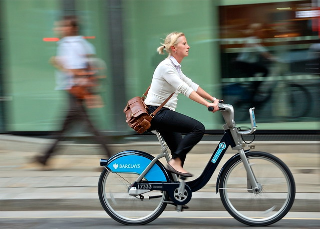 'Boris bike'