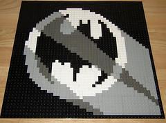 バットマンの助けを要請するサイン(シグナル)