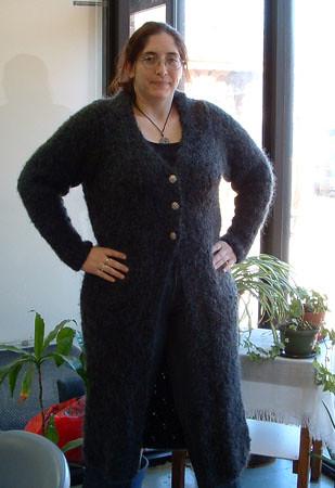 Big Foot Sweater