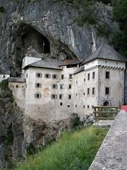 Predjamski Grad (2) (marc_vie) Tags: slovenia cave slowenien grad castel burg grotte höhle slovénie slovinsko predjama lueg höhlenburg predjamski lueghi