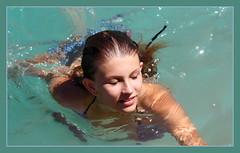 IMG_0477 Sommer pleasure (jaro-es) Tags: portrait people españa girl face canon spain retrato portret spanien portrét spanelsko