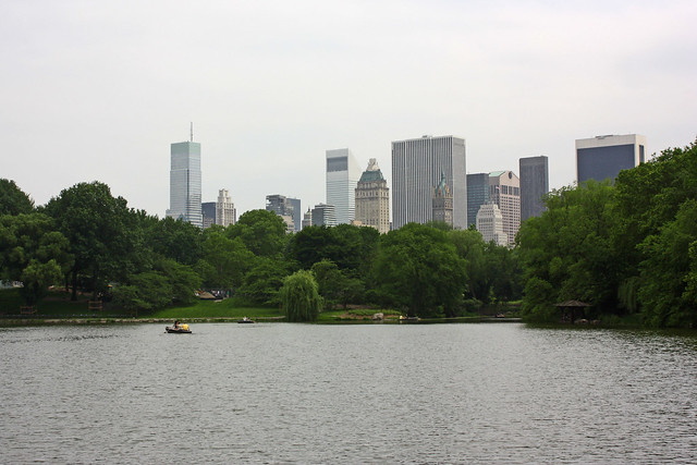 Central Park #1, by MacDara on Flickr.