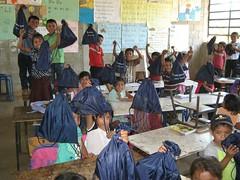 Unin Fenosa Guatemala en las escuelas (Unin Fenosa Guatemala) Tags: guatemala escuelas comunidades 2010 estudiantes huehuetenango responsabilidadsocial cuilco suchitepquez gasnaturalfenosa