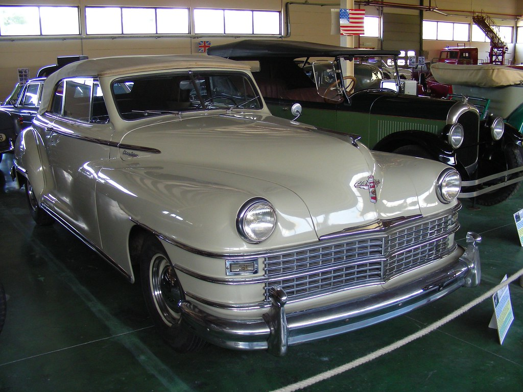 The Worlds Best Photos Of Convertible And Newyorker Flickr Hive Mind 1942 Chrysler New Yorker 1948 Xavnco2 Tags Auto Cars Museum