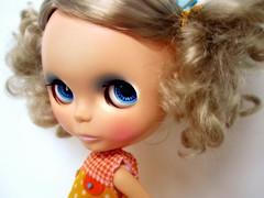 It´s in her eyes...